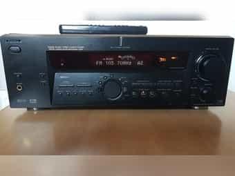 Sony AV-Receiver Verstärker STR-DE 875