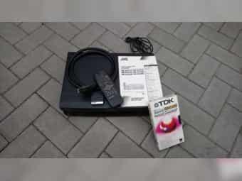 TEVION Videorecorder Zubehör und Videokassetten