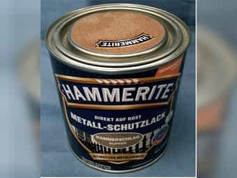 1 Dose Hammerite Hammerschlaglack Effektlack