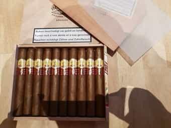 Zigarre Cigar limitiert BOLIVAR LIBERTADOR
