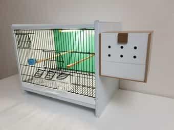 Pvc Zuchtboxen