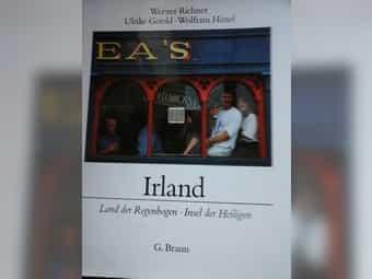 Irland-Land der Regenbogen-Land der Heiligen