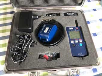 Hunde Ferntrainer Teletakt Funkferntrainer PAC