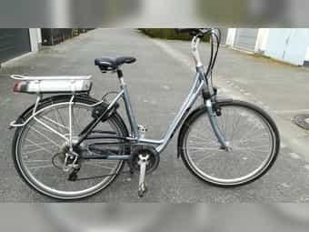 E-Bike Batavus Mont blanc easy
