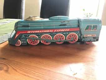 Lokomotive Metall