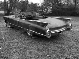 Suche 1960 Cadillac Cabrio oder