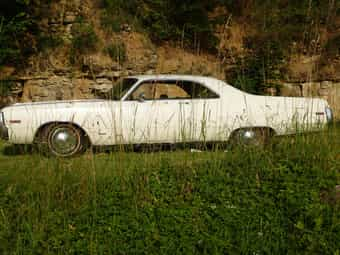 1970 Chrysler Newport HT-Coupe