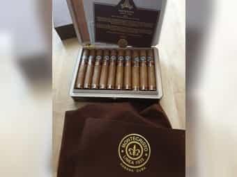 Zigarren Monte Montecristo Dumas 2018