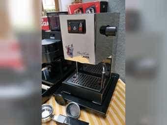 Espressomaschine Gaggia frisch überholt
