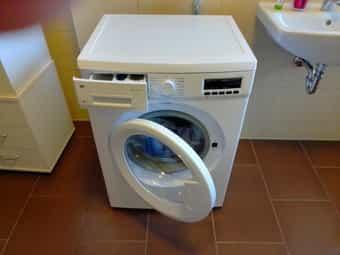 Waschmaschine gebraucht 7 Kilogramm Zuladung
