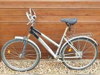 Alu 28 Zoll Damen Fahrrad