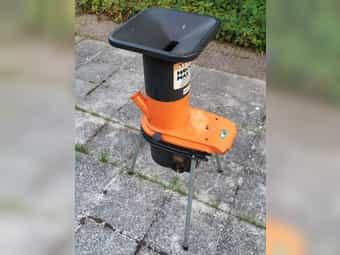 Gartenhäcksler Steinmax Haecksel Max 1102L