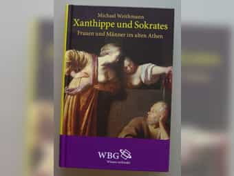Xanthippe Sokrates Frauen Männer im