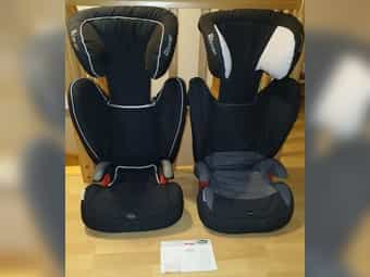 2 x Stück Römer Kindersitze