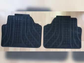 Original BMW Gummimatten Fußmatten Automatten