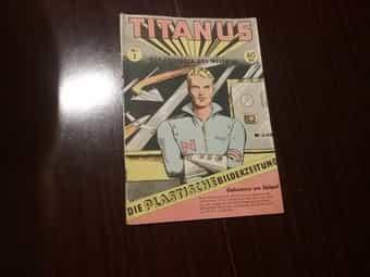 Titanus Nr 1 von 1954