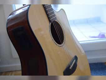 Western Gitarre top Zustand Neupreis