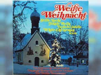 LP - Weiße Weihnacht - Schöneberger Sängerknaben