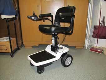 Elektrorollstuhl Meyra iGO-UP E Rollstuhl