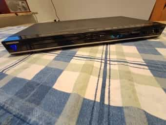 DVD Player Sat Receiver