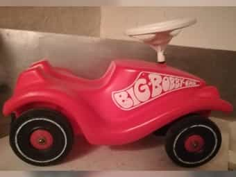 BIG Bobby Car Chicco Rutscherauto