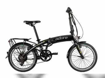 E-Bike Faltrad Cityrad schwarz NEU