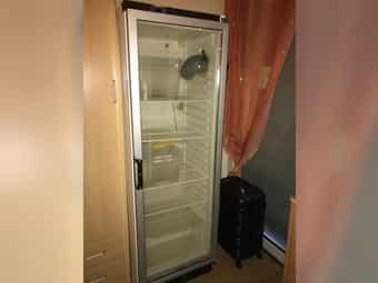 Brüter Brutapparat umgebauter Kühlschrank