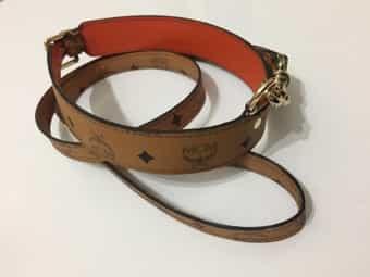 Mcm Hunde Halsband Leder collar