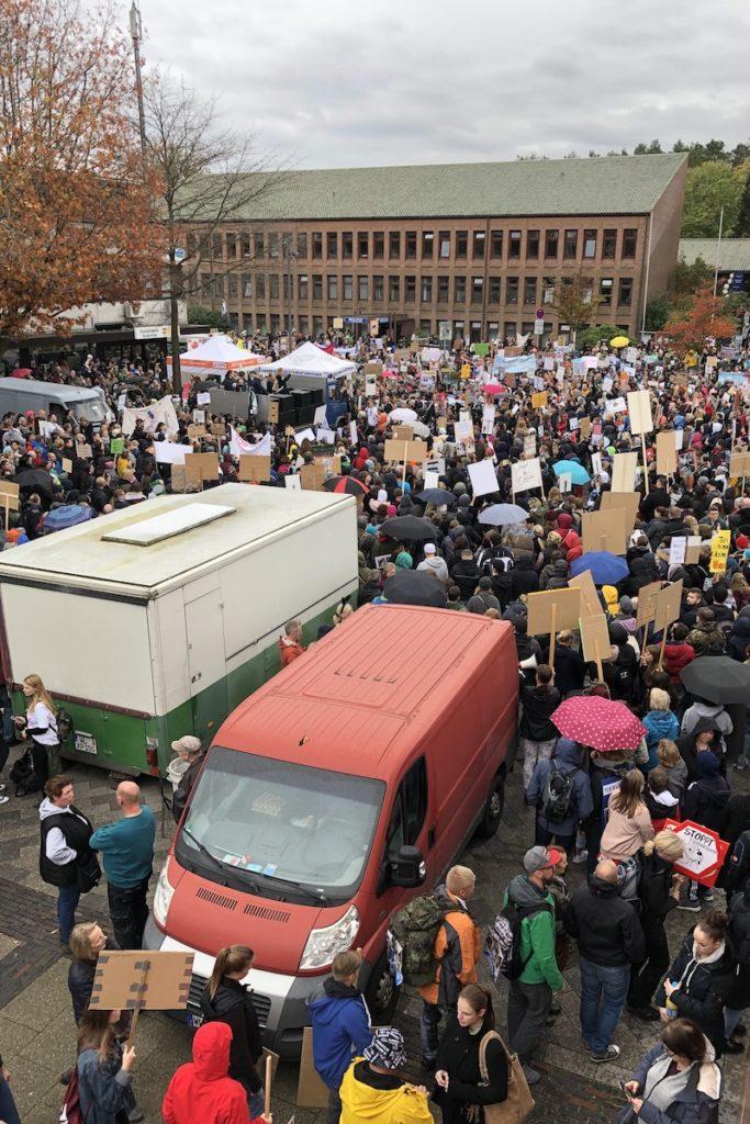Demo Hamburg Heute Live-Ticker