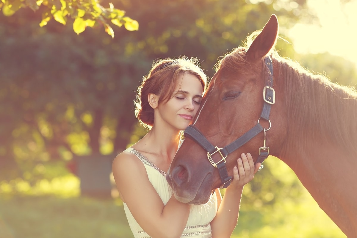 Frau pferde Tollkühne Frauen