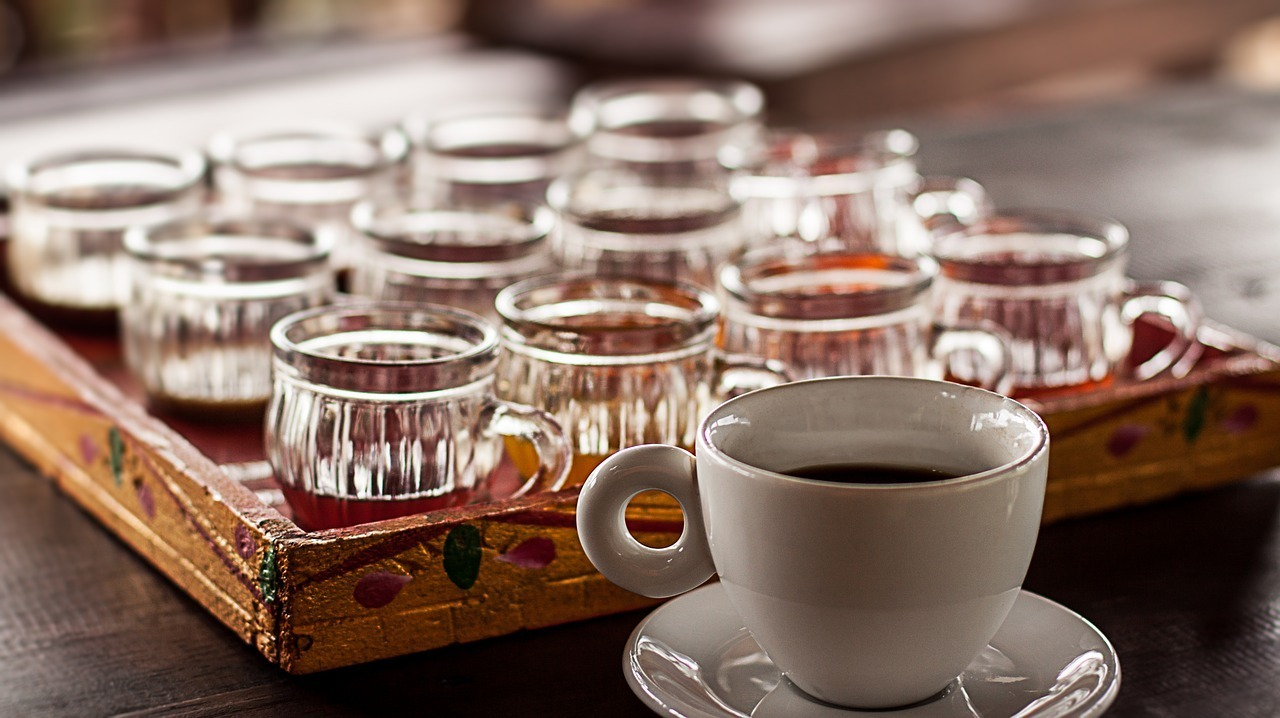 Kaffee affenkot