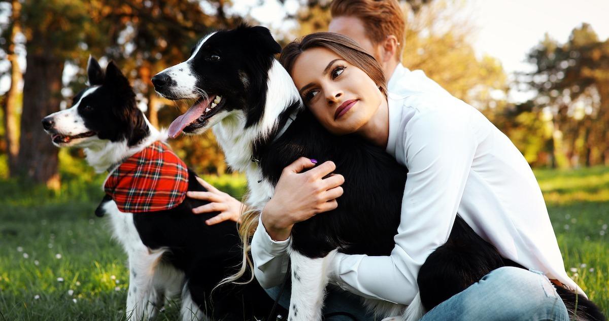 Und liebe machen hund frau Frau fand